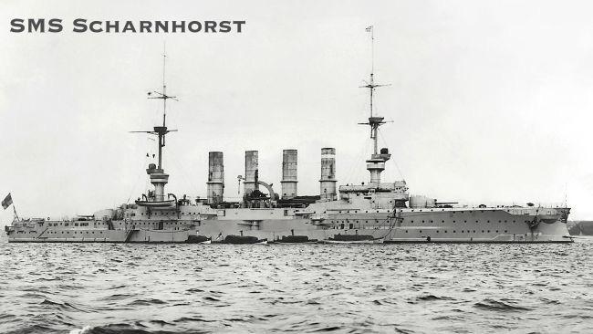 Phát hiện tàu chiến nổi tiếng trong Thế chiến I chìm dưới đáy Đại Tây Dương - Ảnh 1.