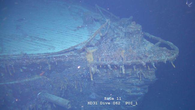 Phát hiện tàu chiến nổi tiếng trong Thế chiến I chìm dưới đáy Đại Tây Dương - Ảnh 2.