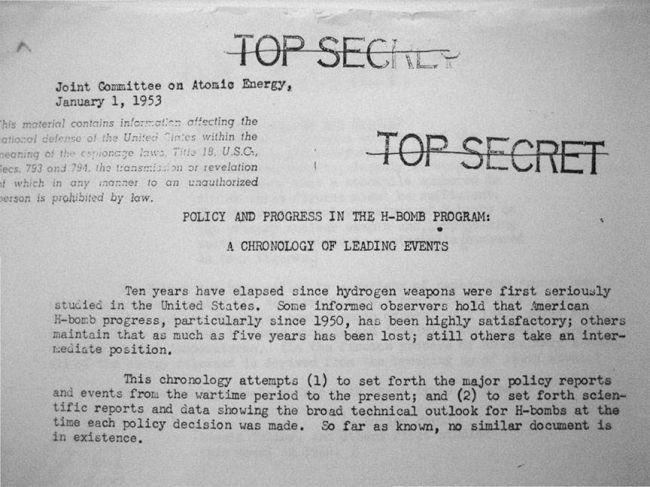 Bí ẩn vụ mất tích tài liệu vũ khí tận thế của Mỹ: FBI mất hơn 60 năm để giải mã? - Ảnh 2.