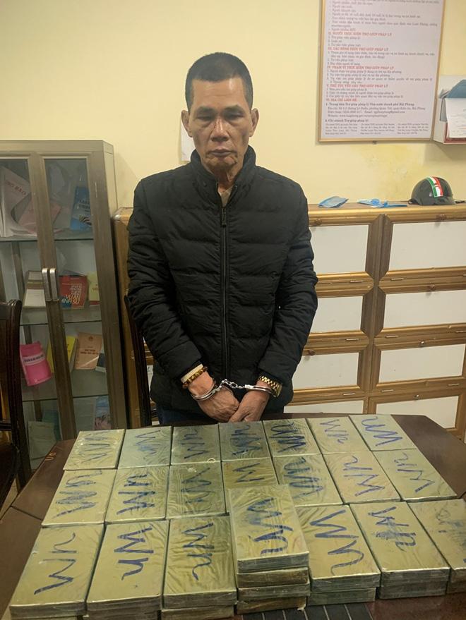 Hành trình bắt giữ trùm ma túy đất Cảng khi đang giao dịch 44 bánh heroin - Ảnh 1.