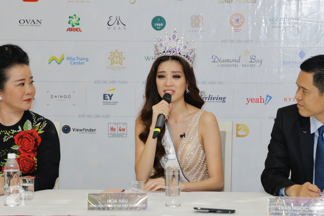 Bị chê ứng xử nhạt, Tân Hoa hậu Hoàn vũ Việt Nam lên tiếng đáp trả - ảnh 3