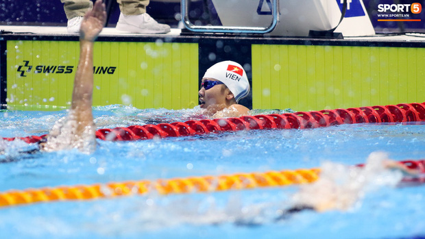 Mặt buồn xo nhận HCV thứ 5 tại SEA Games 2019, Ánh Viên bị nhắc nhở - Ảnh 3.
