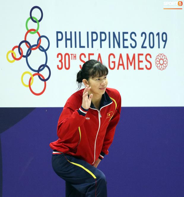 Mặt buồn xo nhận HCV thứ 5 tại SEA Games 2019, Ánh Viên bị nhắc nhở - Ảnh 5.