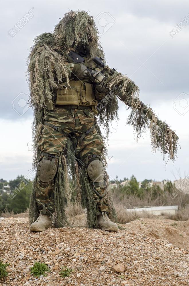 5 kỹ thuật được các lính bắn tỉa tin dùng trong chuẩn bị và chiến đấu - Ảnh 5.