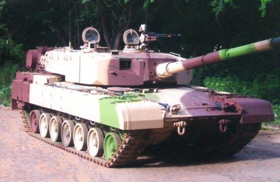 Ấn Độ nâng cấp xe tăng nội địa Arjun Mk-1A - ảnh 2