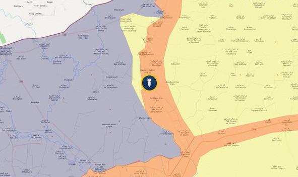CẬP NHẬT: Tiêm kích Nga đánh chặn cường kích Israel ở Syria, 500 xe quân sự Mỹ ào ạt tiến vào Iraq - Ảnh 12.