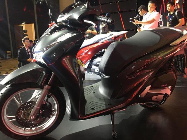 Những mẫu xe máy mới vừa ra mắt hút người tiêu dùng - Ảnh 1.
