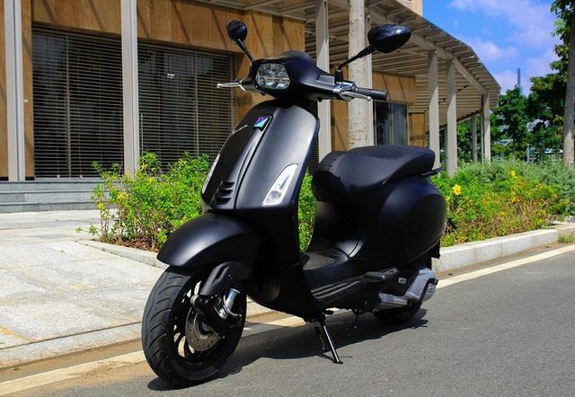 Những mẫu xe máy mới vừa ra mắt hút người tiêu dùng - Ảnh 2.
