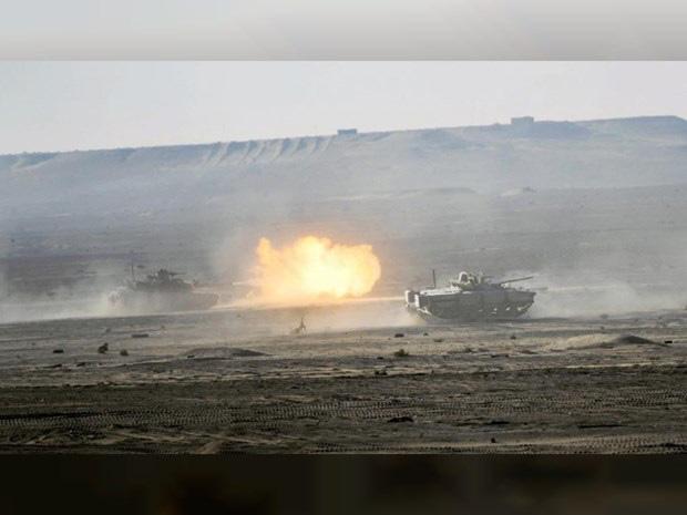 CẬP NHẬT: Hàng trăm tên lửa hành trình Tomahawk đã chĩa vào Iran - Tiêm kích Su-35 Nga truy sát chiến đấu cơ Israel ở Syria - Ảnh 8.
