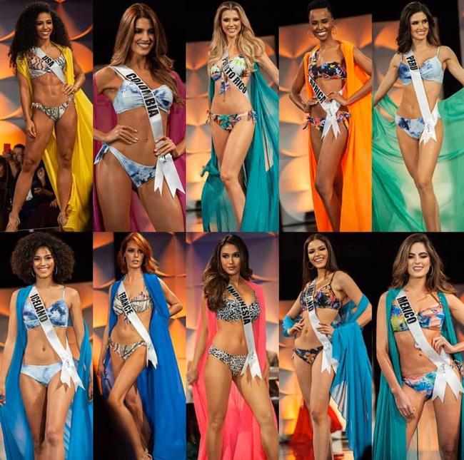 Chung kết Miss Universe 2019: Đại diện đến từ Nam Phi chính thức trở thành tân Hoa hậu Hoàn vũ - Ảnh 6.