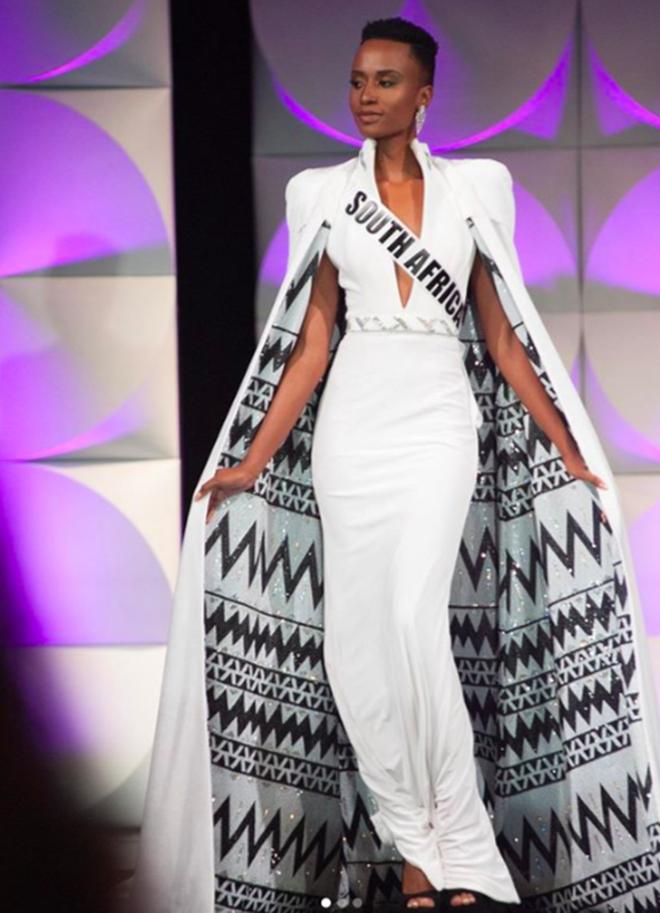 Nhan sắc lạ và đầy ấn tượng của mỹ nhân Nam Phi vừa đăng quang Miss Universe 2019 - Ảnh 9.