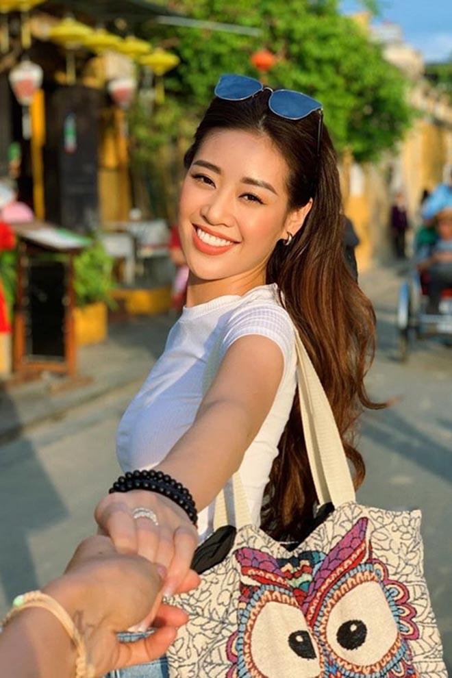Thông tin về bạn trai cũ qua lời nhận xét của chính Hoa hậu Hoàn vũ Việt Nam Khánh Vân  - Ảnh 3.