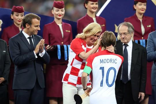 Quả bóng vàng 2018 Luka Modric: Một lần và mãi mãi - Ảnh 4.