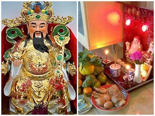 Nguồn gốc và ý nghĩa của tục thờ Thần Tài tại Việt Nam - Ảnh 1.
