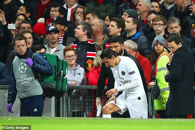 Bị fan MU ngược đãi và bị đội trưởng MU chơi xấu, ngôi sao PSG đáp trả bằng 2 pha kiến tạo đẳng cấp - Ảnh 4.
