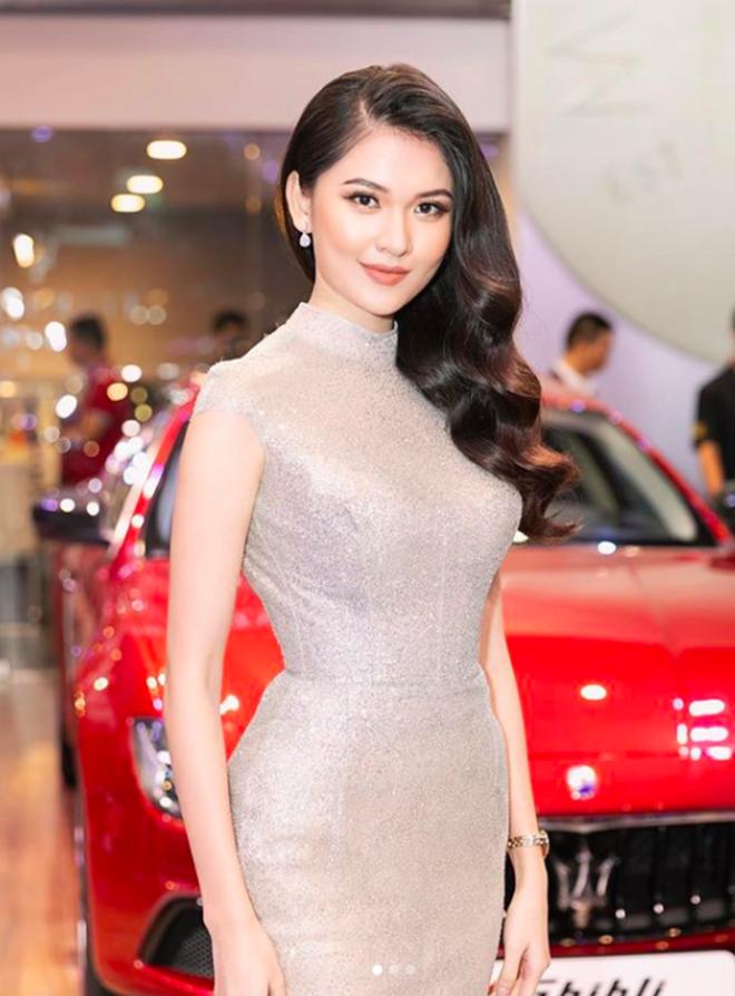 Bình thường kín đáo, bỗng đầu năm Á hậu Thùy Dung chịu khoe ảnh diện bikini lấp ló ngực đầy gợi cảm - Ảnh 5.