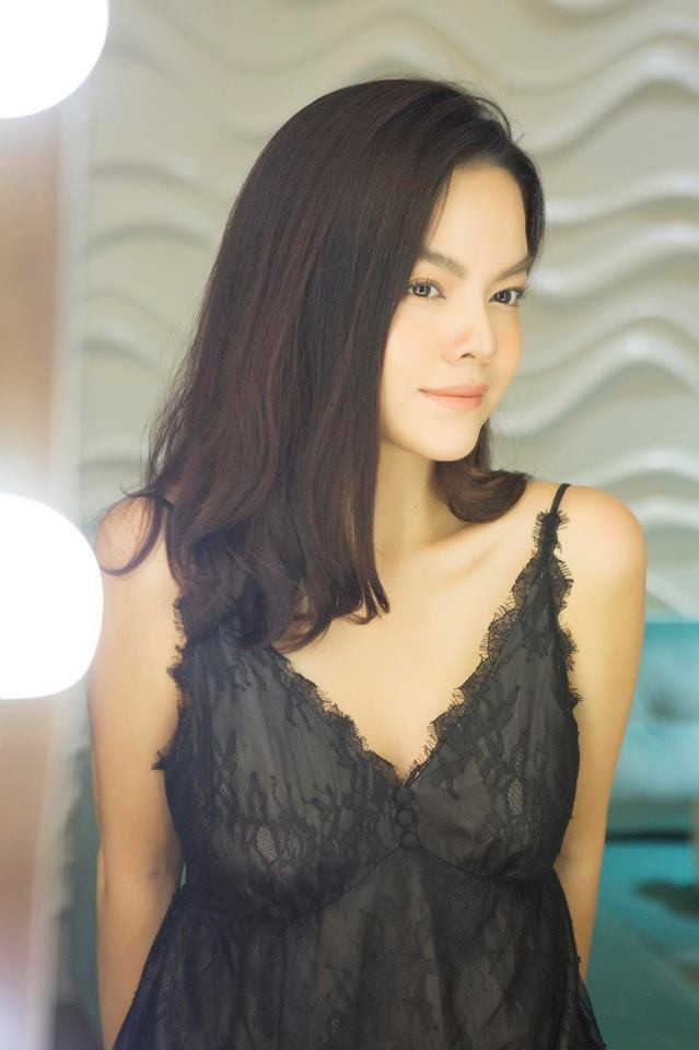 Sau ly hôn, Phạm Quỳnh Anh ngày càng đẹp và gợi cảm - Ảnh 7.
