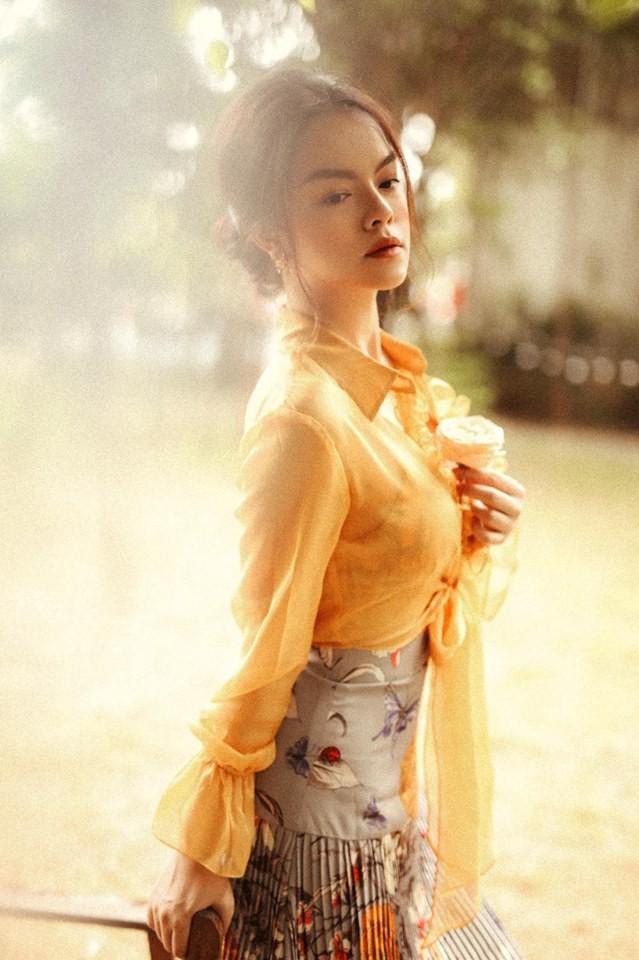 Sau ly hôn, Phạm Quỳnh Anh ngày càng đẹp và gợi cảm - Ảnh 5.