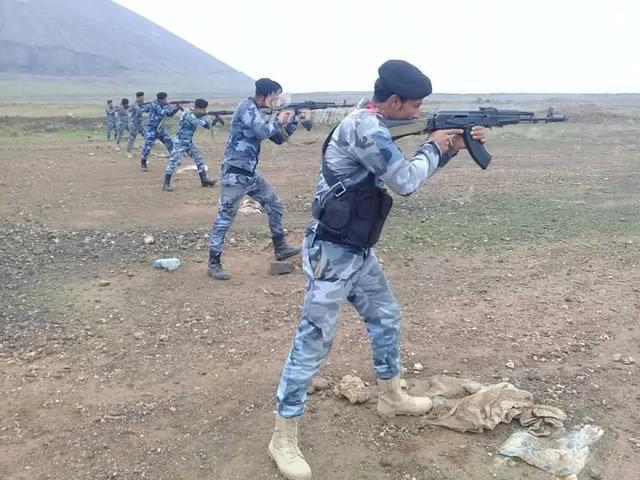 Đáng gờm dàn vũ khí cực mạnh của Cảnh sát Syria - Ảnh 3.