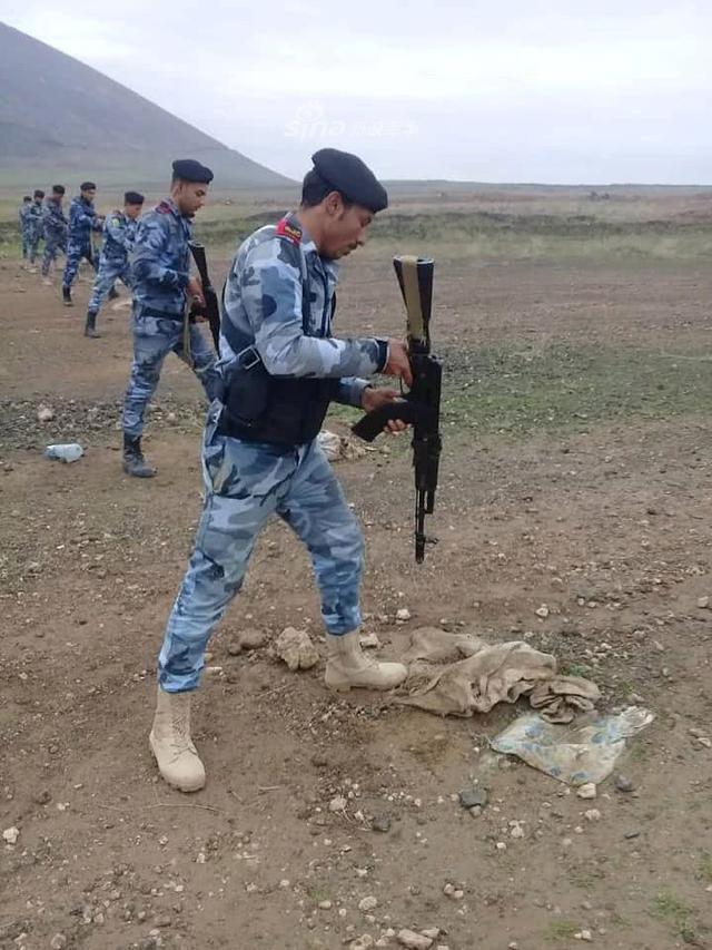 Đáng gờm dàn vũ khí cực mạnh của Cảnh sát Syria - Ảnh 4.