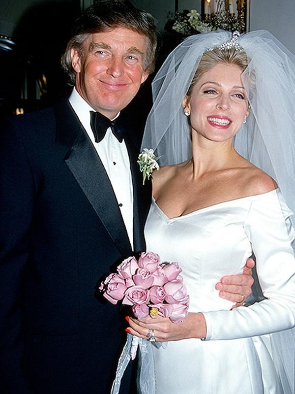 Hoa khôi xinh đẹp - vợ cũ của Tổng thống Trump: Mang tiếng giật chồng và mãi không được tha thứ - Ảnh 2.