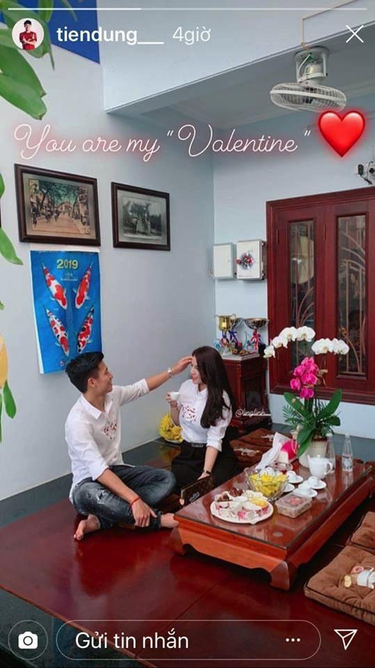 Quà đắt tiền của các tuyển thủ Việt Nam tặng bạn gái vào Valentine - Ảnh 1.