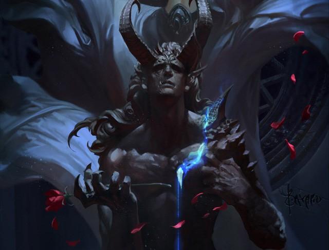 5 con quỷ tuy sở hữu vẻ bề ngoài đáng sợ nhưng khao khát tình yêu không kém gì người trần mắt thịt - Ảnh 1.