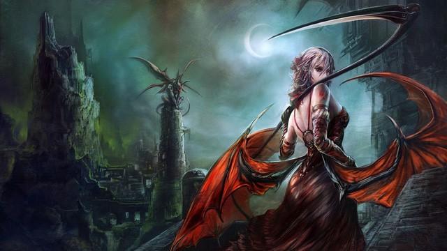 5 con quỷ tuy sở hữu vẻ bề ngoài đáng sợ nhưng khao khát tình yêu không kém gì người trần mắt thịt - Ảnh 2.