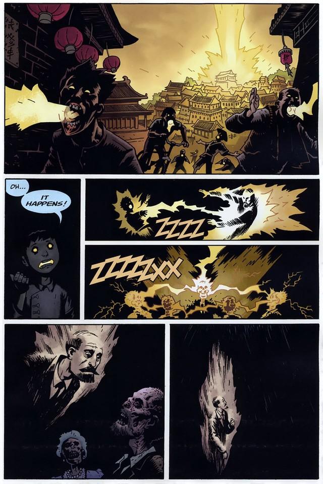 Hellboy: Johann Kraus, nhân tố gánh team thay thế Quỷ đỏ là ai? - Ảnh 2.
