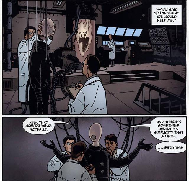 Hellboy: Johann Kraus, nhân tố gánh team thay thế Quỷ đỏ là ai? - Ảnh 3.