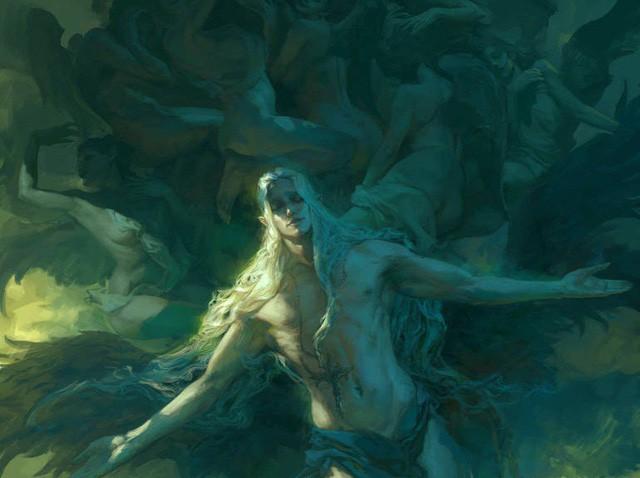 5 con quỷ tuy sở hữu vẻ bề ngoài đáng sợ nhưng khao khát tình yêu không kém gì người trần mắt thịt - Ảnh 4.