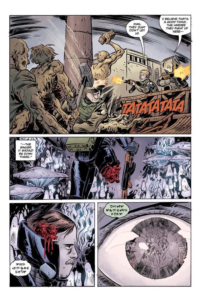 Hellboy: Johann Kraus, nhân tố gánh team thay thế Quỷ đỏ là ai? - Ảnh 7.