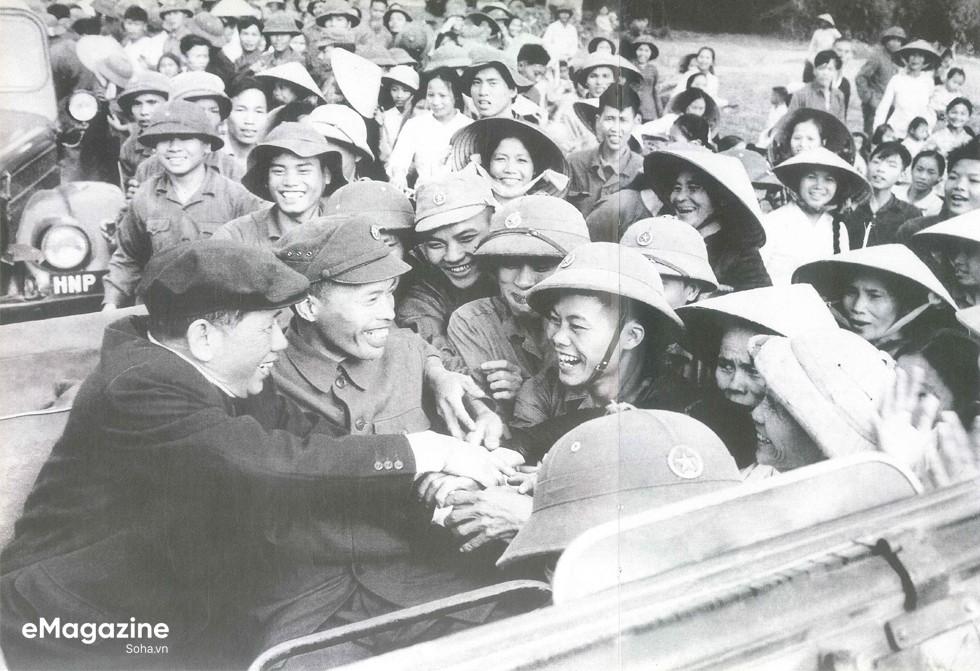 Thái độ của TBT Lê Duẩn với lãnh đạo Trung Quốc trước, trong và sau Chiến tranh biên giới - Ảnh 12.