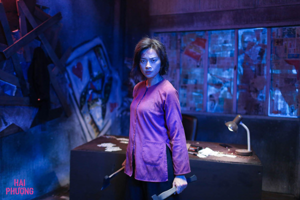 Bộ phim hành động cuối cùng của Ngô Thanh Vân: Đả nữ tung nắm đấm, khán giả hò reo phấn khích - Ảnh 4.