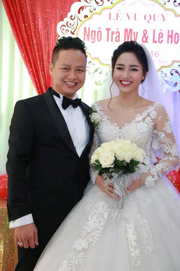 Ngô Trà My - chuyện cô Á hậu vừa đăng quang đã vội lấy chồng giàu và lời hứa hão với showbiz - Ảnh 1.