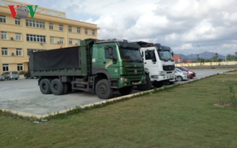 Bắt đường dây tham ô tài sản, chiếm đoạt 140 tấn than - Ảnh 1.