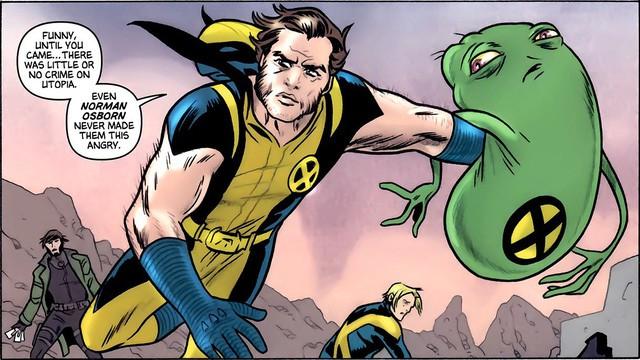10 dị nhân sở hữu sức mạnh kinh ngạc nhưng không nên đưa vào vũ trụ điện ảnh Marvel vì quá... dị - Ảnh 1.