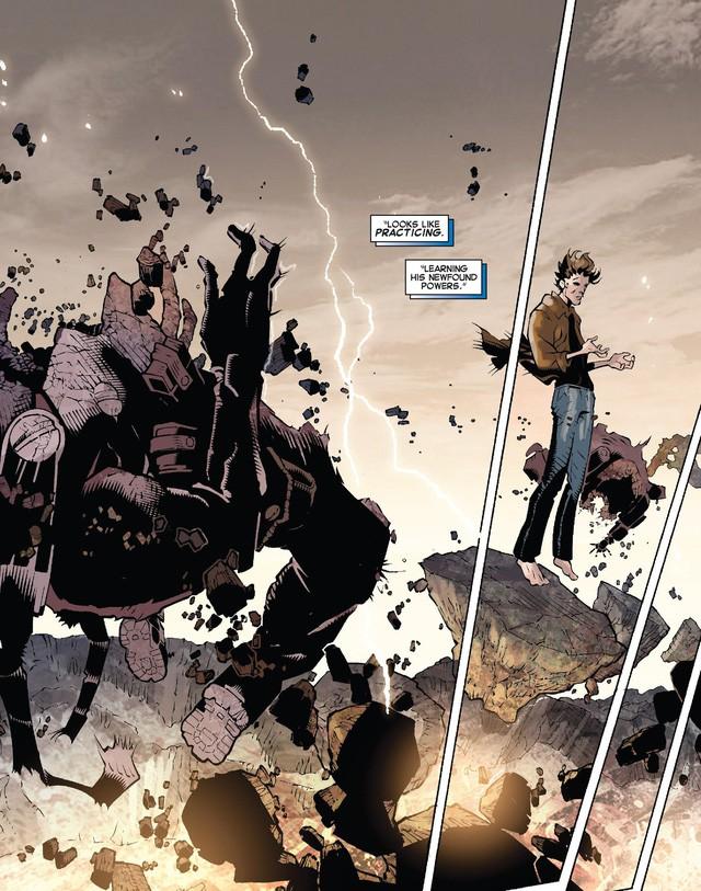 10 dị nhân sở hữu sức mạnh kinh ngạc nhưng không nên đưa vào vũ trụ điện ảnh Marvel vì quá... dị - Ảnh 2.