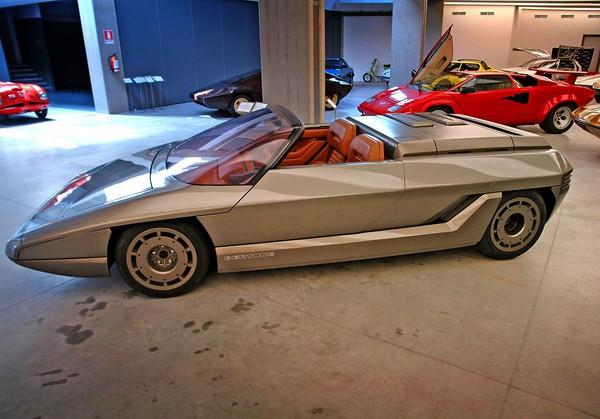 Những mẫu Lamborghini xấu nhất mọi thời đại - Ảnh 1.