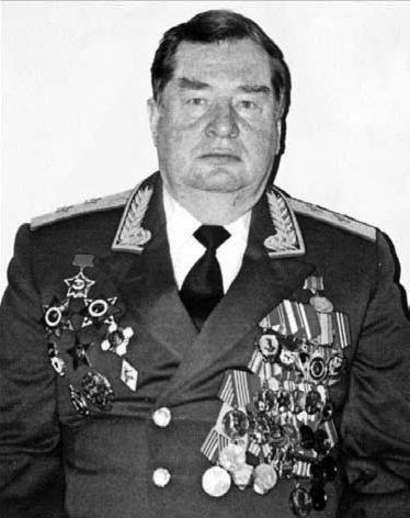 Vị tướng Liên Xô đầu tiên có mặt tại Việt Nam trong những ngày đầu Chiến tranh biên giới 1979 - Ảnh 2.