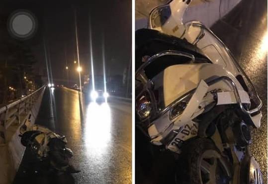 Tạm giữ tài xế xe Range Rover tông 2 người tử vong trên phố Hà Nội rồi bỏ trốn  - Ảnh 1.