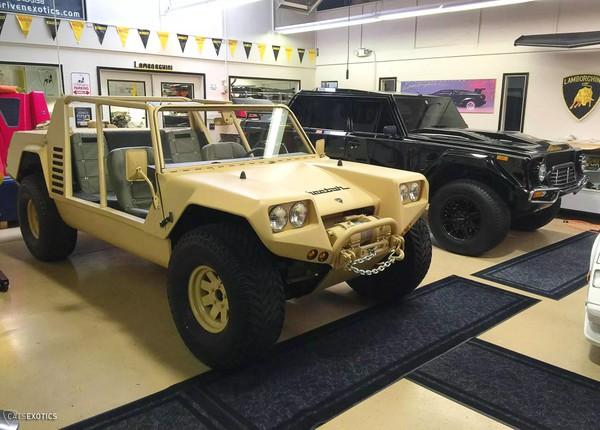 Những mẫu Lamborghini xấu nhất mọi thời đại - Ảnh 5.