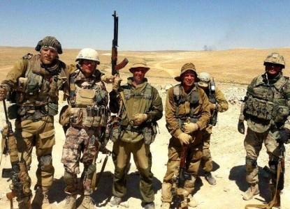 Lính tình nguyện Nga giao chiến với quân Mỹ ở gần Euphrate, Syria: Thiệt hại khủng khiếp - Ảnh 1.