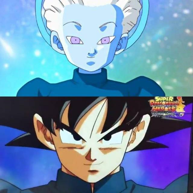 Dragon Ball Super Heroes: Goku mặc trang phục giống Daishinkan, hé lộ viễn cảnh tương lai anh Khỉ có thể vượt qua cả Thần Hủy Diệt - Ảnh 2.