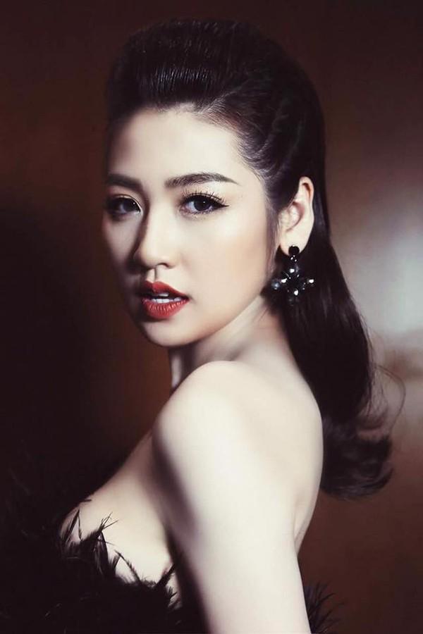 Hôn nhân viên mãn với chồng giàu kém tuổi của Tú Anh - Á hậu được Mai Phương Thúy thương như... con gái - Ảnh 2.