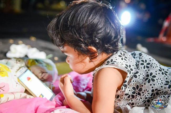 Con gái mới 4 tuổi đã bị mất thị lực suýt mù mắt, ông bố khẩn thiết cảnh báo khiến nhiều phụ huynh giật mình thon thót - Ảnh 5.
