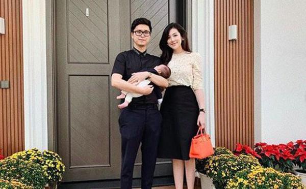 Hôn nhân viên mãn với chồng giàu kém tuổi của Tú Anh - Á hậu được Mai Phương Thúy thương như... con gái - Ảnh 4.