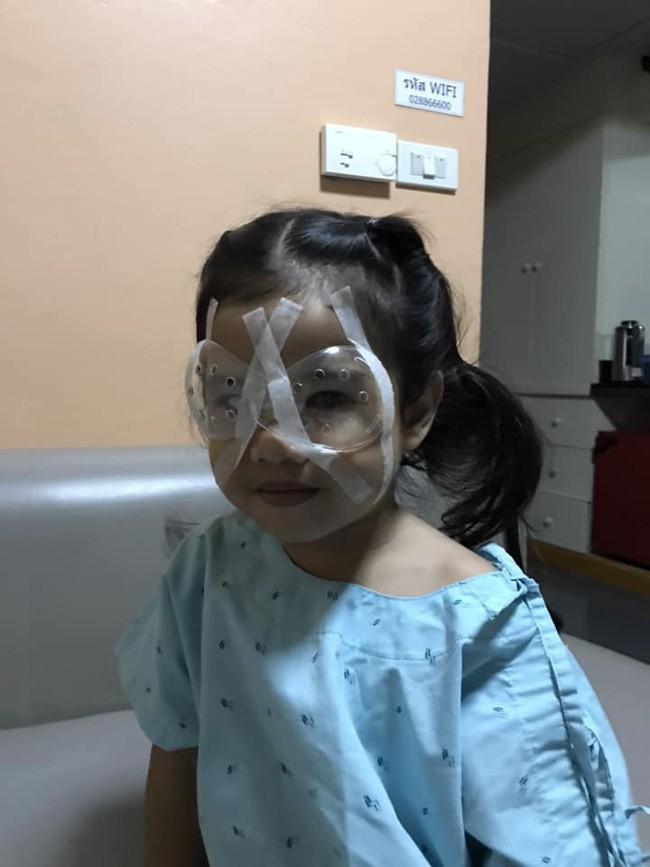 Con gái mới 4 tuổi đã bị mất thị lực suýt mù mắt, ông bố khẩn thiết cảnh báo khiến nhiều phụ huynh giật mình thon thót - Ảnh 8.