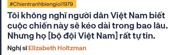 Chiến sự khốc liệt qua lời kể của hai nghị sĩ Mỹ có mặt ở Lạng Sơn, Lào Cai tháng 2/1979 - Ảnh 5.
