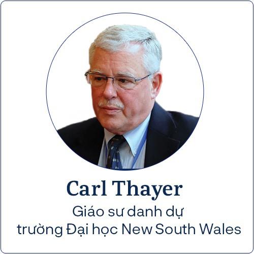 GS. Carl Thayer nêu bài học từ sự kiện 1979: Các nước nên đề phòng chiến tranh phức hợp của TQ - Ảnh 6.
